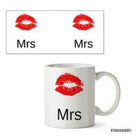 "Кружка ""Mrs"" (арт. 651)"