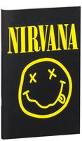 "Блокнот белый ""Nirvana"" А5 (074)"