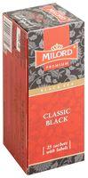 """Чай черный """"Milord. Классический"""" (25 пакетиков)"""