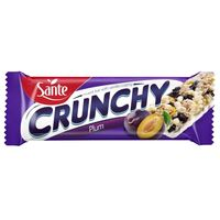 """Батончик глазированный """"Crunchy. Plum"""" (40 г)"""
