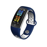 Фитнес-браслет SOVO SE08S (сине-белый)