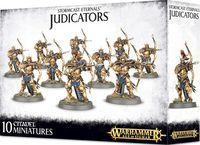 Warhammer Age of Sigmar. Stormcast Eternals. Judicators (96-11)