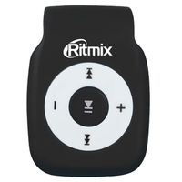 MP3-плеер Ritmix RF-1015 (черный)