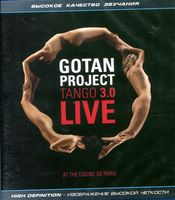 Gotan Project - Tango 3.0 Live At The Casino De Paris (Blu-Ray)