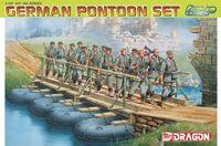 """Набор миниатюр """"German Pontoon"""" (масштаб: 1/35)"""