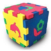 """Развивающая игрушка """"Кубик. Силуэты"""""""