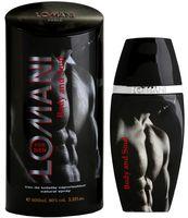 "Туалетная вода для мужчин ""Lomani. Body and Soul"" (100 мл)"