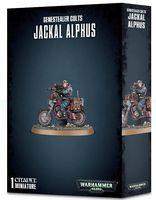 Warhammer 40.000. Genestealer Cults. Jackal Alphus (51-63)