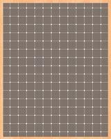 """Простыня хлопковая на резинке """"Classic"""" (180х200 см)"""
