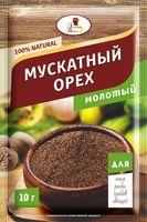 """Орех мускатный молотый """"Эстетика Вкуса"""" (10 г)"""