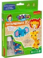 "Аквамозаика ""Слон, лев, жираф 3D"""
