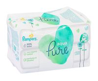 """Влажные салфетки детские """"Pampers Aqua Pure """" (96 шт.)"""