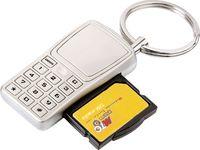 """Брелок """"Мобильный телефон"""" с отделением для хранения SIM-карт"""