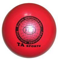 Мяч для художественной гимнастики T8 (красный)