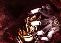 """Постер """"Hellsing"""" (арт. 222)"""