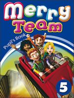 Merry Team: Pupil's Book v. 5