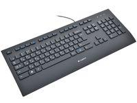 Клавиатура Logitech Keyboard K280e