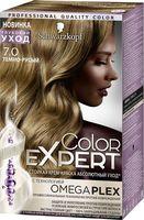 """Краска для волос """"Color Expert"""" тон: 7.0, темно-русый"""