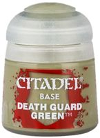 "Краска акриловая ""Citadel Base"" (death guard green; 12 мл)"