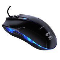Оптическая мышь E-Blue Cobra (Black, 2400 DPI)