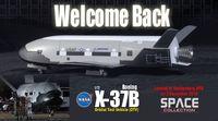 """Орбитальный самолет """"X-37B Orbital Test Vehicle"""" (масштаб: 1/72)"""