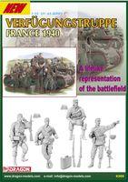 """Набор миниатюр """"Verfugungstruppe France 1940"""" (масштаб: 1/35)"""