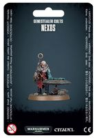Warhammer 40.000. Genestealer Cults. Nexos (51-48)