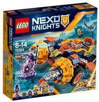 "LEGO Nexo Knights ""Бур-машина Акселя"""
