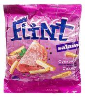 """Сухарики пшенично-ржаные """"Flint"""" (35 г; салями)"""