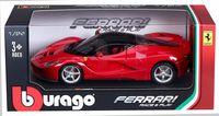 """Модель машины """"Bburago. Ferrari LaFerrari"""" (масштаб: 1/24)"""