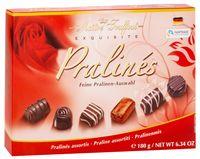 """Конфеты глазированные """"Ассорти. Exquisite Pralines Red"""" (180 г)"""