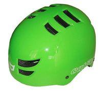 """Шлем велосипедный """"360°"""" (зелёный)"""