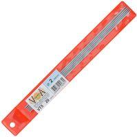 Спицы для вязания чулочные (металл; 2 мм; 20 см)