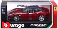 "Модель машины ""Bburago. Ferrari California T"" (масштаб: 1/24)"