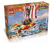 """Конструктор """"Pirates. Пиратский корабль"""" (464 детали)"""