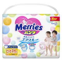 "Подгузники-трусики ""Merries XL"" (12-24 кг; 24 шт.)"