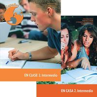 Учебник современного испанского языка Planeta Espanol. Рабочая тетрадь к учебнику современного испанского языка (комплект из 2 книг + CD-ROM)