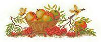 """Вышивка бисером """"Яблочный аромат"""""""