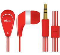 наушники Ritmix RH-181 (красные)