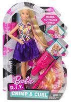 """Кукла """"Барби. Цветные локоны"""""""