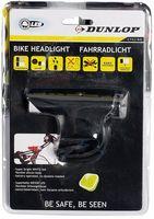 Фара для велосипеда пластмассовая (90 мм)