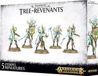 Warhammer Age of Sigmar. Sylvaneth. Tree-Revenants (92-14)