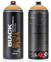 """Краска аэрозольная """"Black. Topaz"""" (топаз; 400 мл)"""