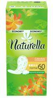 Ежедневные прокладки NATURELLA Calendula Tenderness Normal (60 шт.)