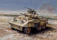 """Бронеавтомобиль """"M8 Greyhound"""" (масштаб: 1/35)"""