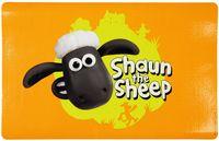 """Коврик под миску """"Shaun the Sheep"""" (44х28 см; оранжевый)"""