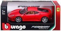 """Модель машины """"Bburago. Ferrari F430"""" (масштаб: 1/24)"""