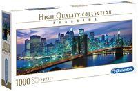 """Пазл """"Нью-Йорк. Бруклинский мост"""" (1000 элементов)"""