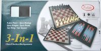 Шахматы 3 в 1 (арт. С746)