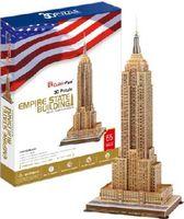 "Сборная модель из картона ""Эмпайер-стейт-билдинг"" (США)"
